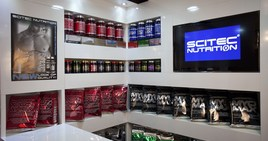 Scitec Nutrition fournisseur de Body Sports